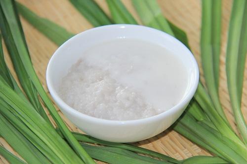 Chè nếp cốt dừa
