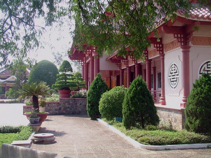 Bảo tàng Quang Trung- độc đáo  một di tích